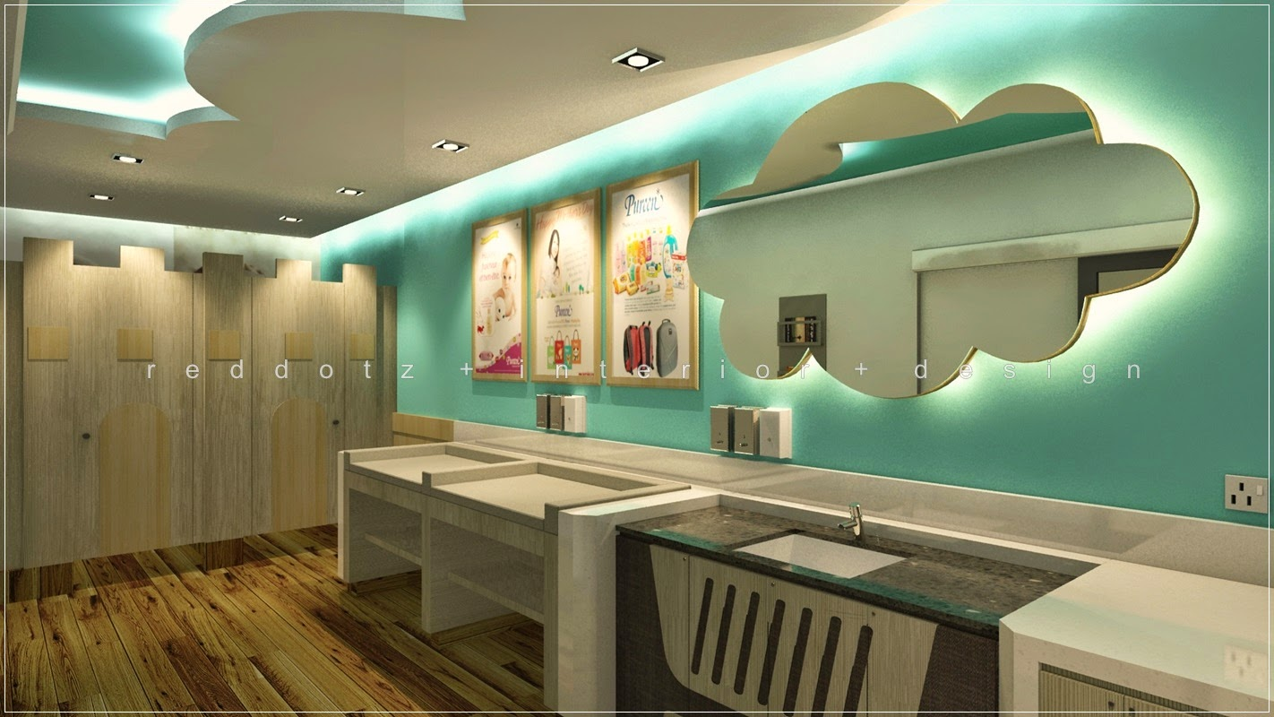 Reddotz Interior Design Malaysia Baby Friendly Room For