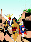 Girls of Themyscira - 2011