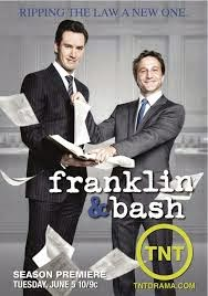 Assistir Franklin and Bash 3x08 - Out of the Blue Online
