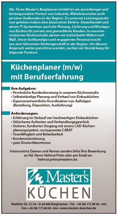Arbeitsmarkt Inn Salzach: 2014