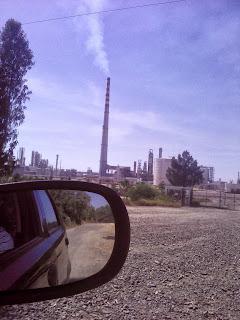 Refinaria da Petrogal - Sines