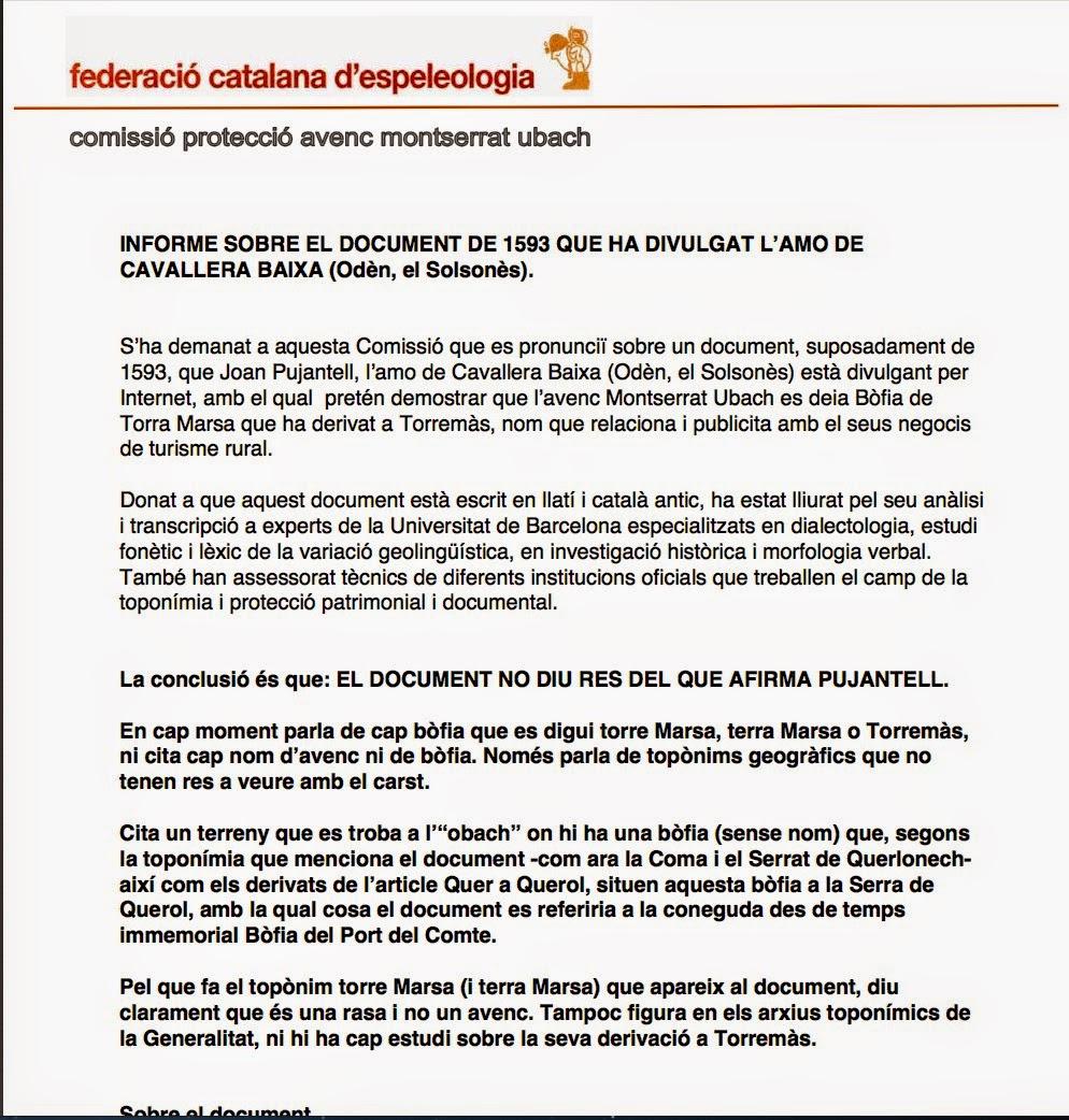 https://sites.google.com/site/espeleodivebcn/INFORME_COMISSIO_DOCUMENT_PUJANTELL.pdf