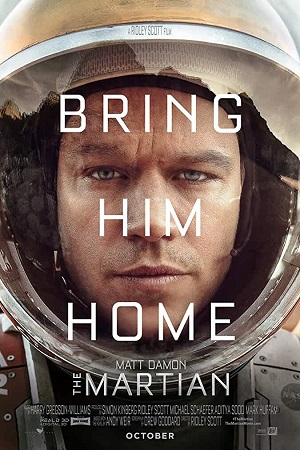 The Martian (2015) Full Movie Dual Audio [Hindi+English] Complete Download 480p