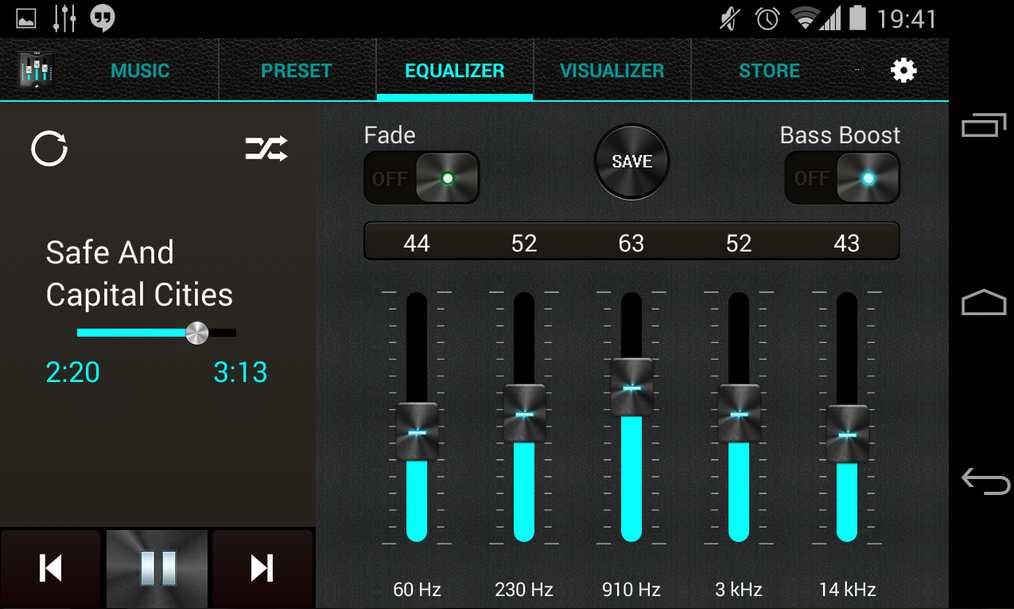 Download aplikasi equalizer android