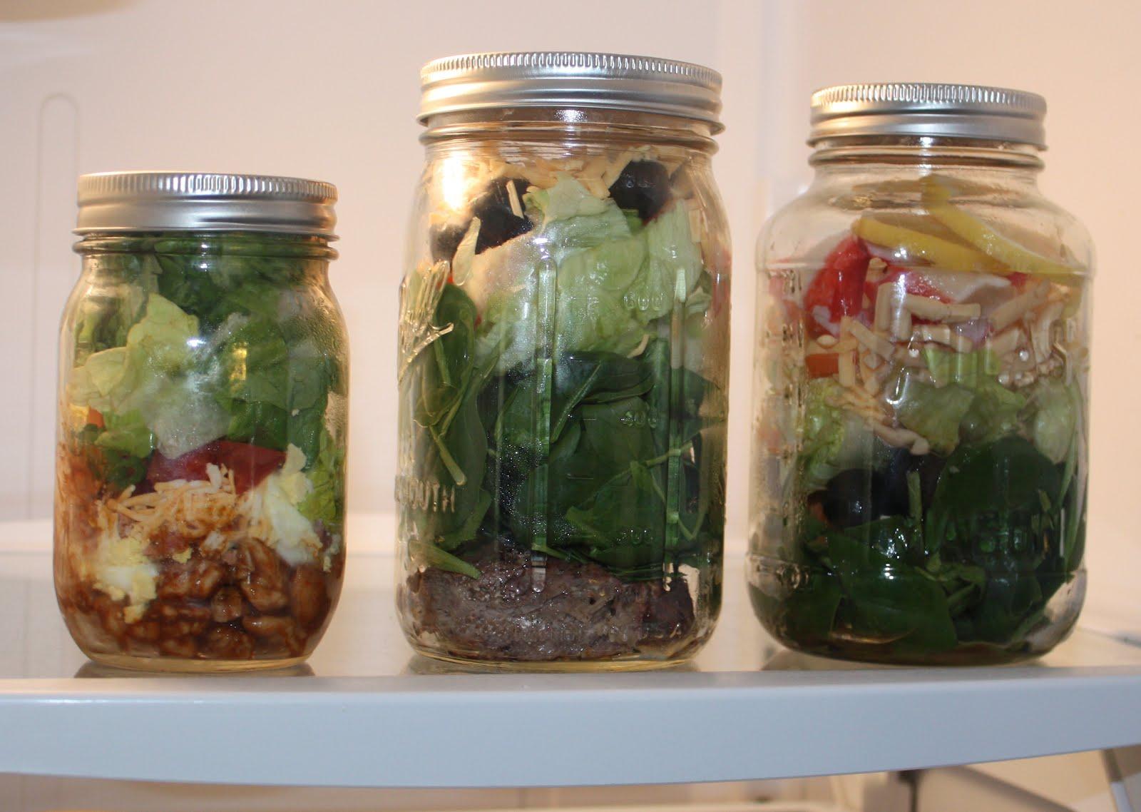 how to keep pre made salad fresh