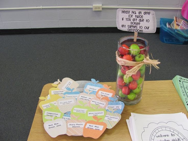 Classroom Wish List Ideas : Classroom supplies for the teacher u c can t find substitution