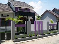 contoh pagar rumah terbaik 2016