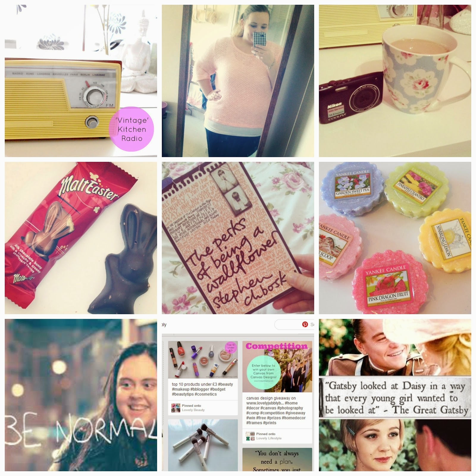 non beauty favourites march 2014 mad fat diary gatsby cute spring pastel tumblr