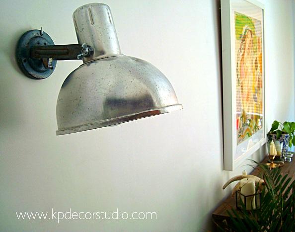 Comprar lámparas - flexos - apliques y objetos estilo industrial