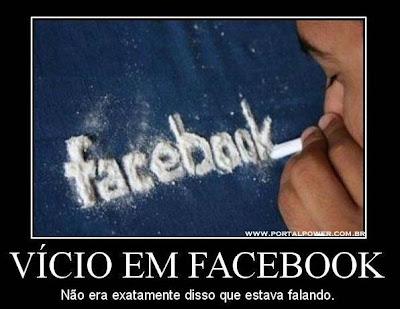 Viciados em Facebook - Um Asno