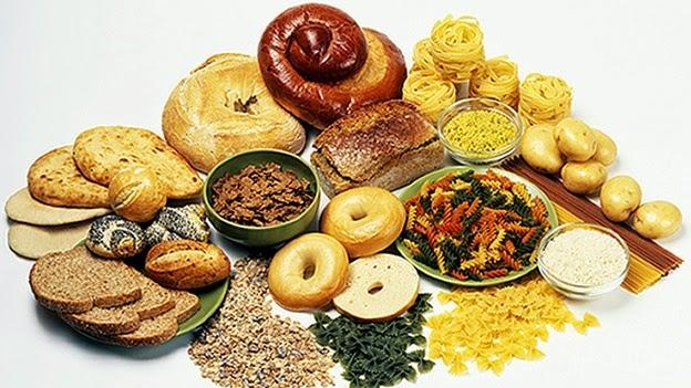 Alimentos Ricos em Carboidratos - Lista Completa