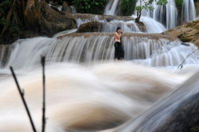 [Khám Phá] - Lên Tây Bắc xem Hot girls dân tộc tắm tiên (Phần 1) 1