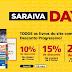 Saraiva Day: cupons de desconto