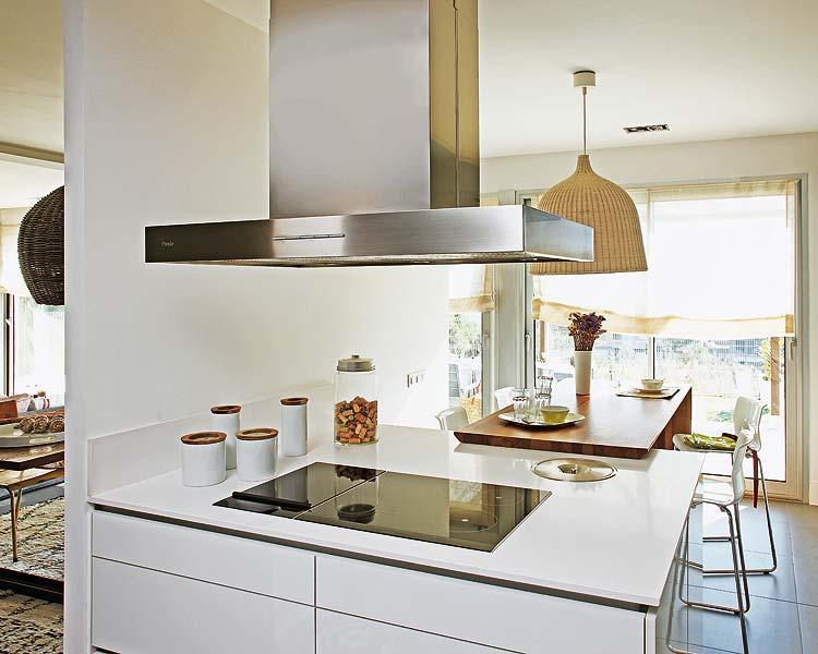 La casa de tus sue os cocinas modernass for Cocina 18 metros cuadrados