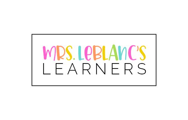 Mrs. LeBlanc's Learners