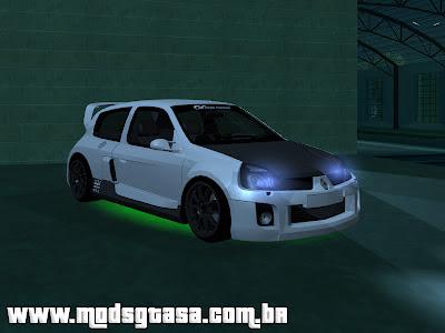 Mod Cleo Neon para GTA San Andreas