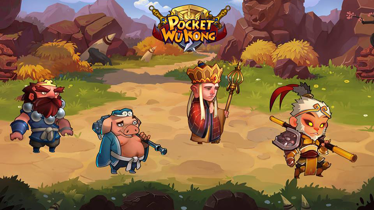 Pocket Wukong Gameplay IOS / Android