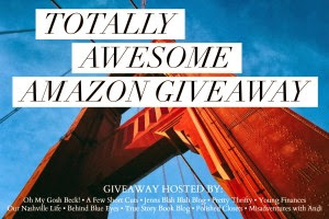 Totally Awesome Amazon Giveaway!