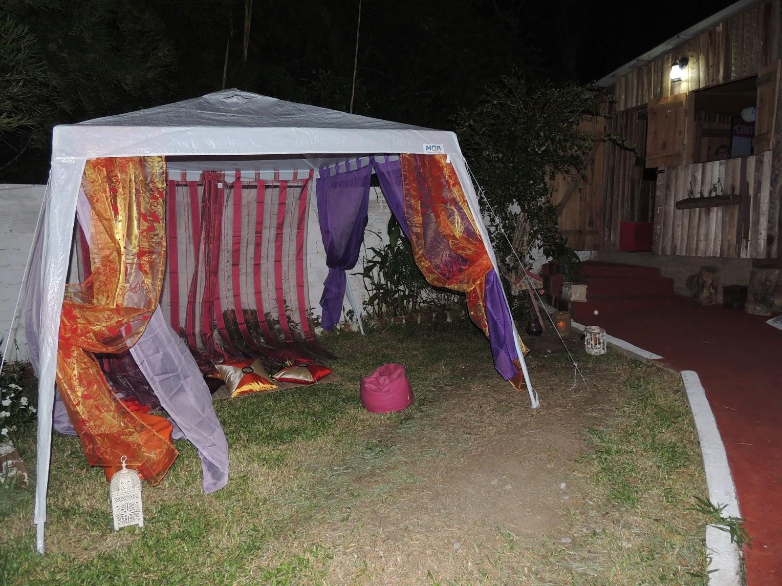 decoracao festa xango:tenda cigana para festa de 15 anos