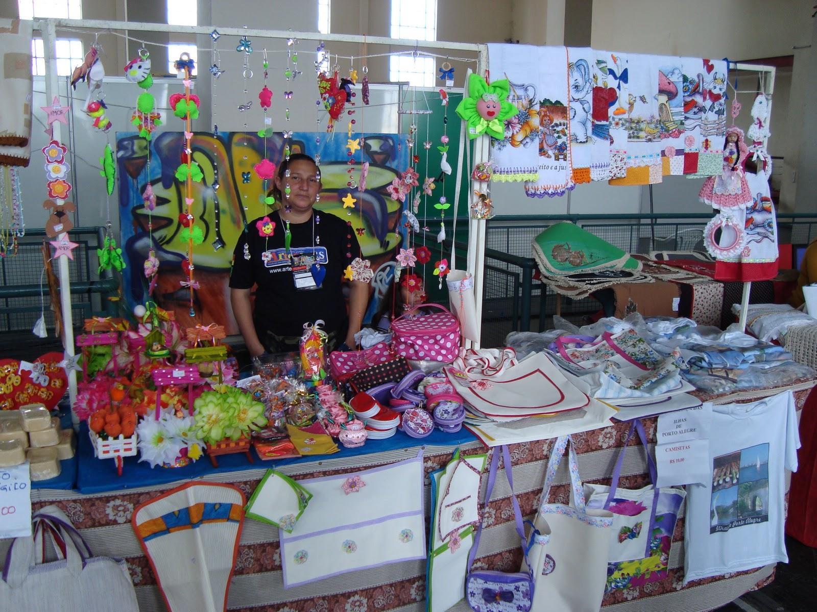 Artesanato Garrafa Pet ~ Ilha das Flores busca Sustentabilidade 21 u00b0 Feira Latino Americana de Artesanato