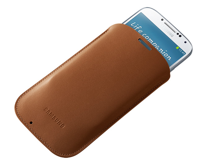 Galaxy S4 Accessories:Pouch