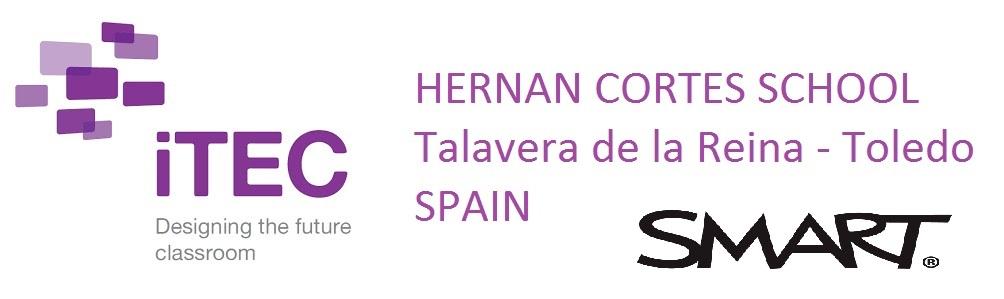 ITEC PROJECT - Hernan Cortes School - Talavera de la Reina - Toledo (Spain)