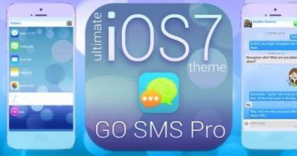 go sms pro iphone theme