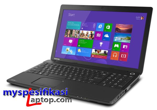 Laptop Toshiba Touchscreen