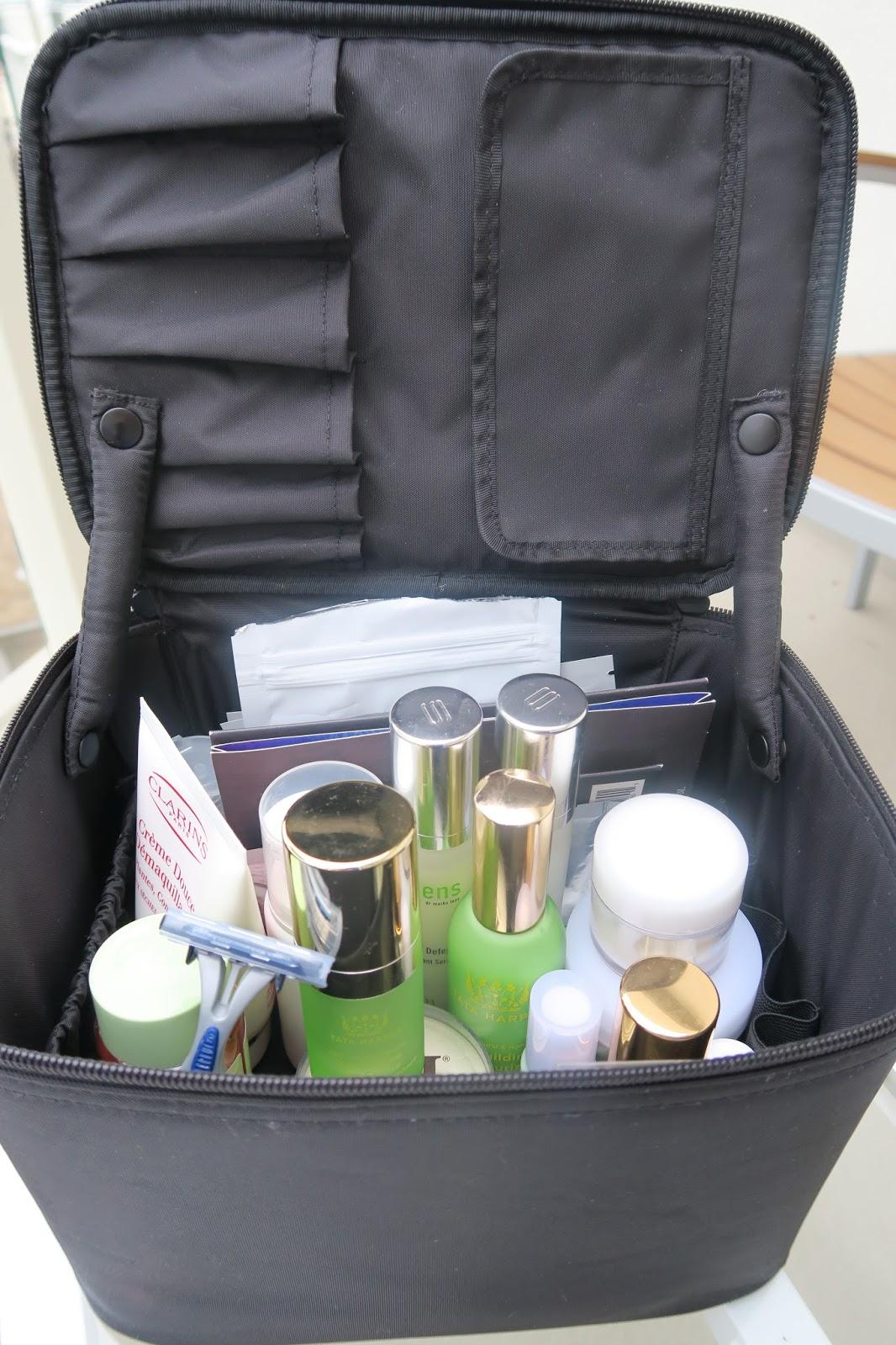 My Travel Skincare Kit Caroline Hirons
