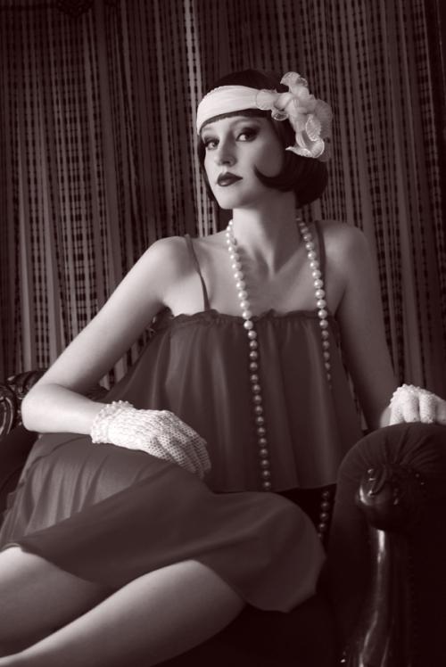 blushing beauty fashion thru the decades 1920s