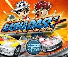 Flash Dash Araba Oyunu