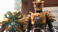 Kamen Rider Scissors Masashi Sudo Ryuki Volcancer