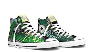 Killer Croc converse shoes
