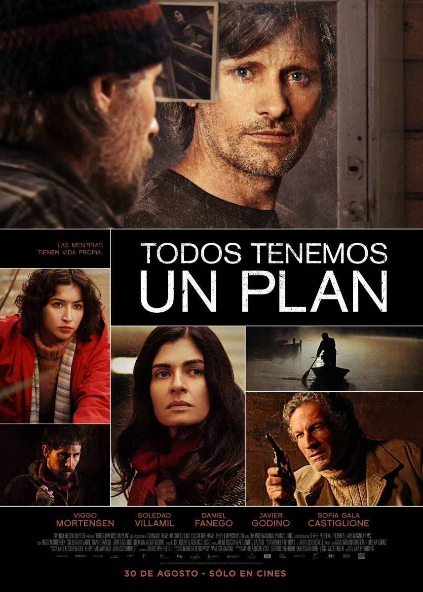 Todos Temos Um Plano Dublado 2014