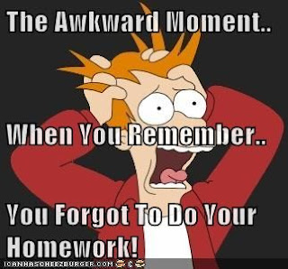 Funny Do Your Homework Memes of      on SIZZLE nmctoastmasters Forgot to do homework cries