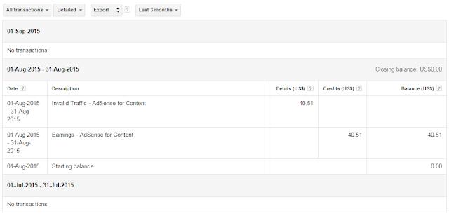 Cara Mengetahui dan Mengatasi Invalid Traffic Google Adsense
