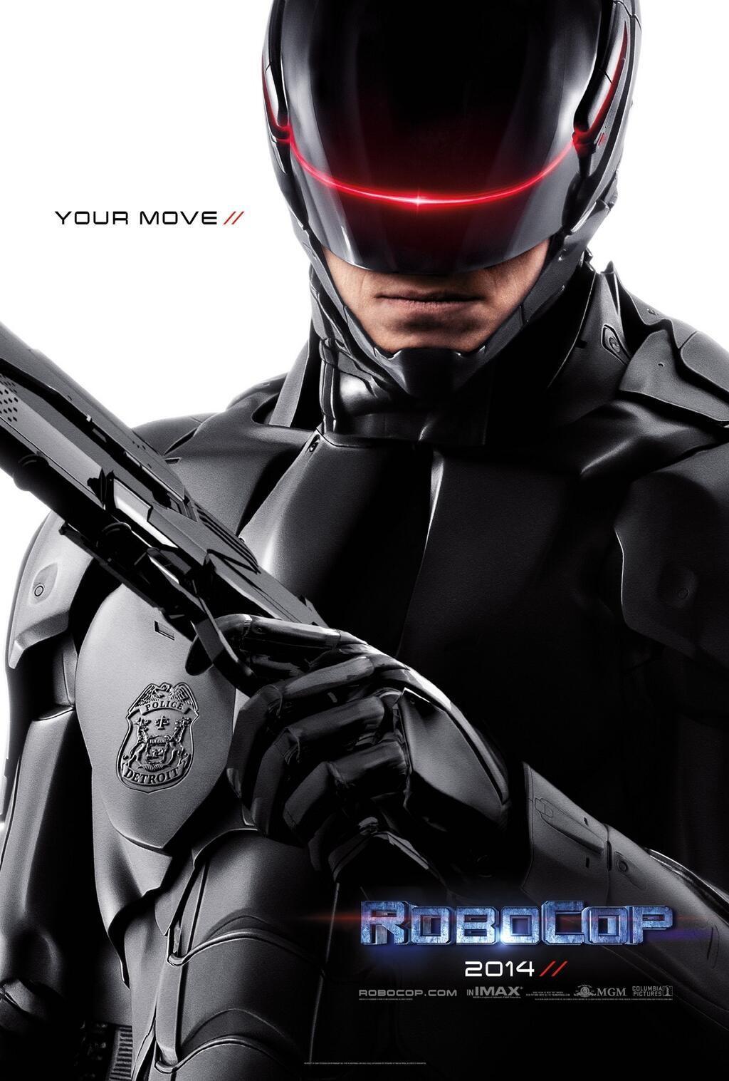 Robocop: poster del remake