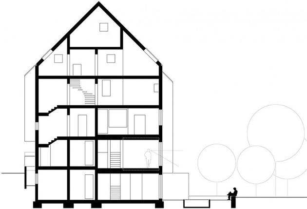 rumah megah dengan eksterior luar biasa desain rumah