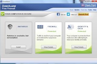 Download ZoneAlarm Free Firewall 2015