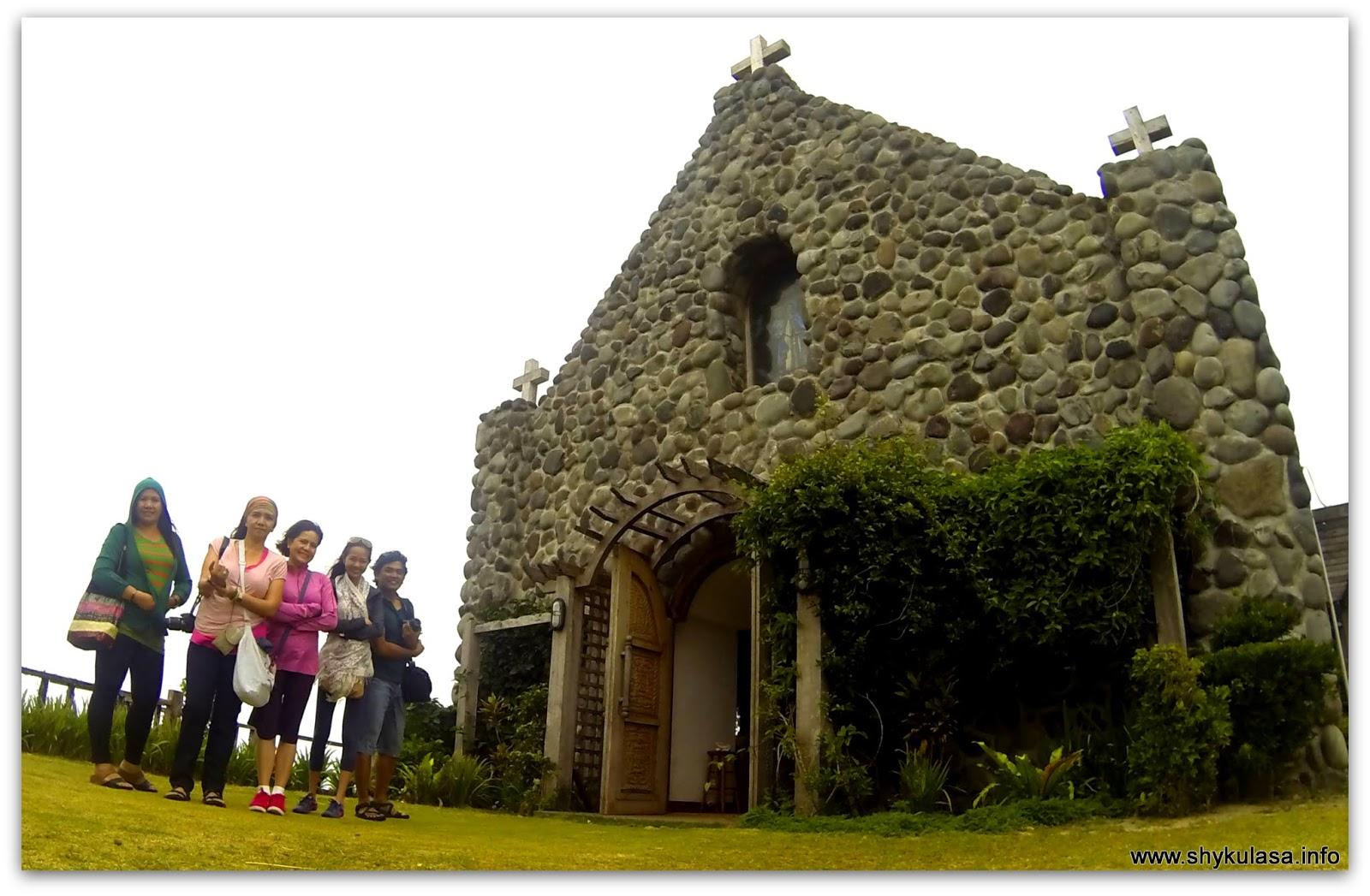 Tukon / Mt Carmel Chapel, Batanes