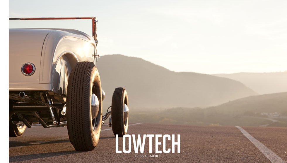 LOWTECH | traditional hot rods and customs