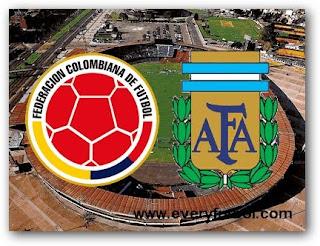 Ver Colombia Vs Argentina Online En Vivo – Sudamericano Sub 20