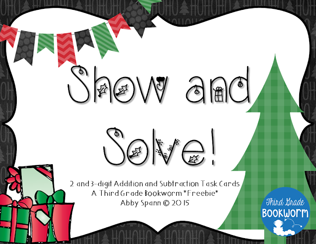 https://www.teacherspayteachers.com/Product/Show-and-Solve-It-3-Digit-Addition-Subtraction-CHRISTMAS-Word-Problems-2246866