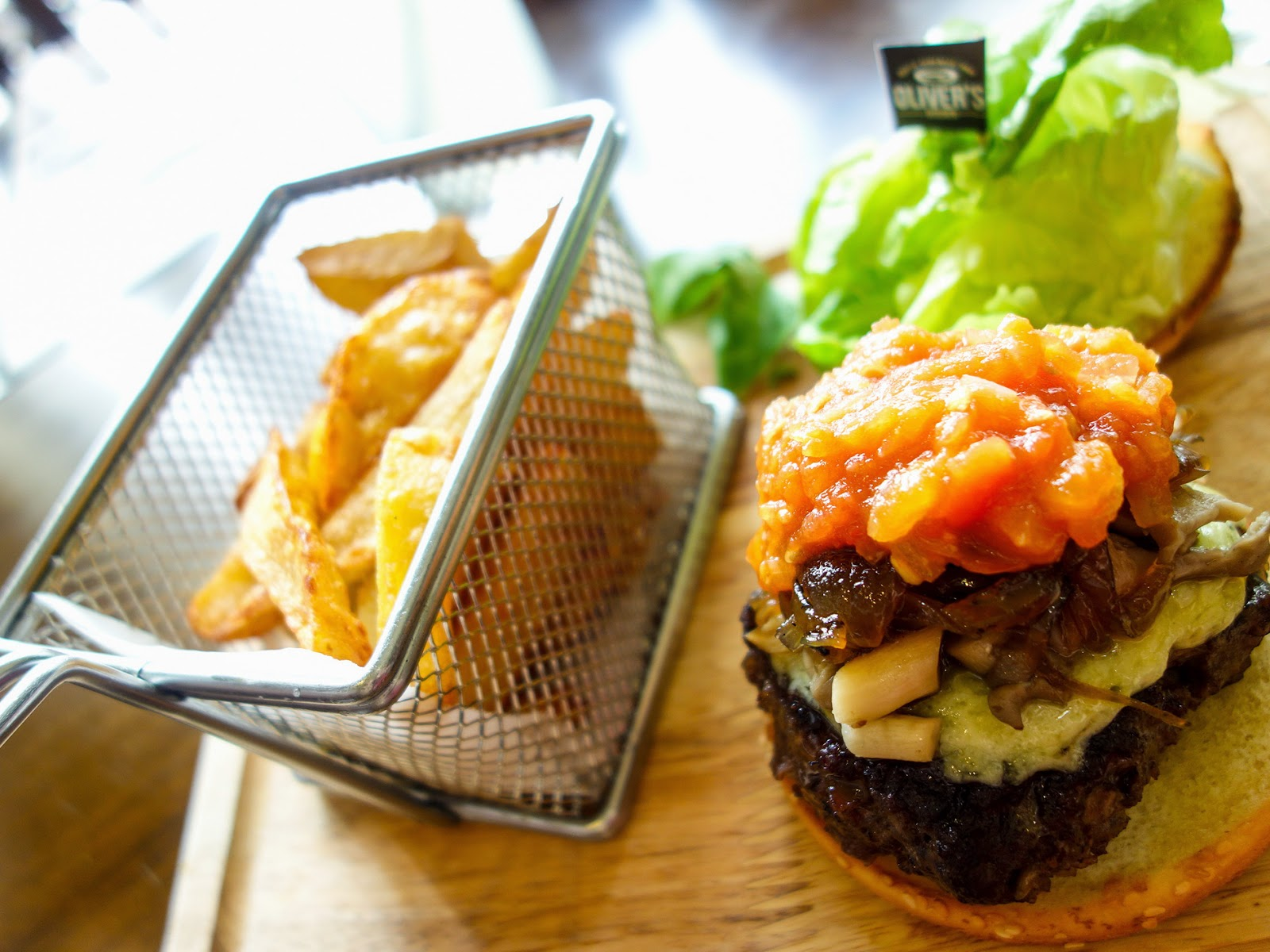 Eat Drink KL: Oliver\'s Kitchen & Chubbies Cafe @ Shaftsbury Square ...