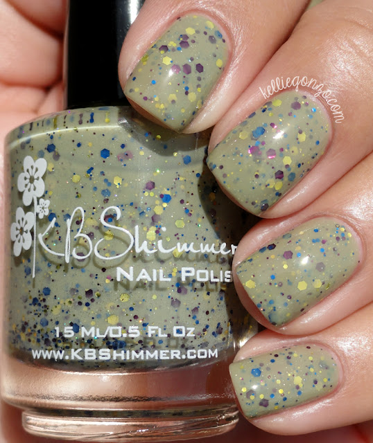 KBShimmer Open Toad Shoes