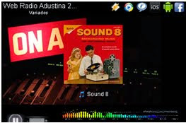 Web Rádio Adustina 24 Horas