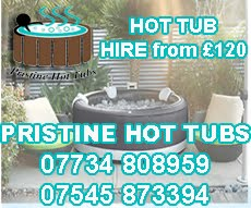 Pristine Hot Tub Hire