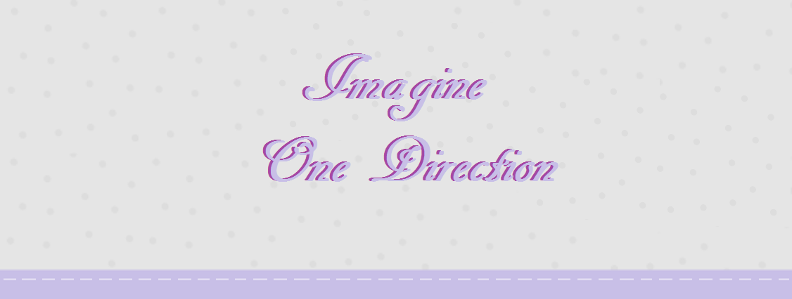 Imagine One Direction