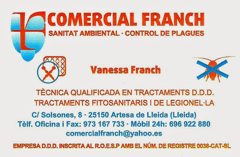 COMERCIAL FRANCH
