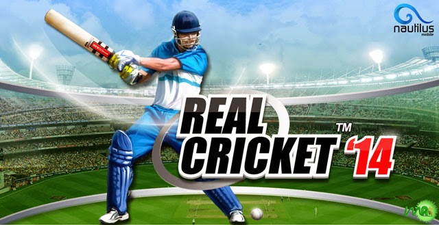 Real Cricket ™ 14 apk android